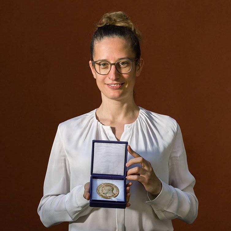 Nadja Schmidt (c) ICAN / Ralf Schlesener